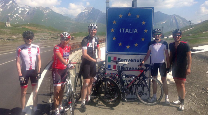 Club Alps Trip – Tour de France Week