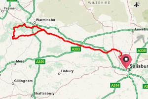 Longleat (55 miles)