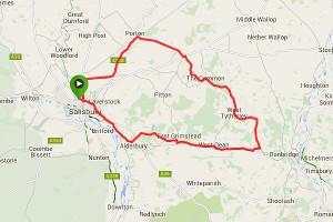 Lockerley Loop (28 miles)
