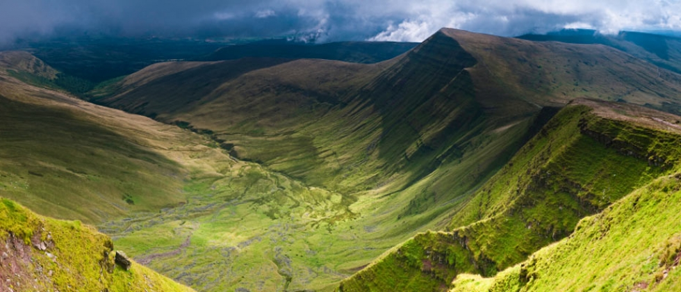 Brecon Beacons 14-15 July 2018
