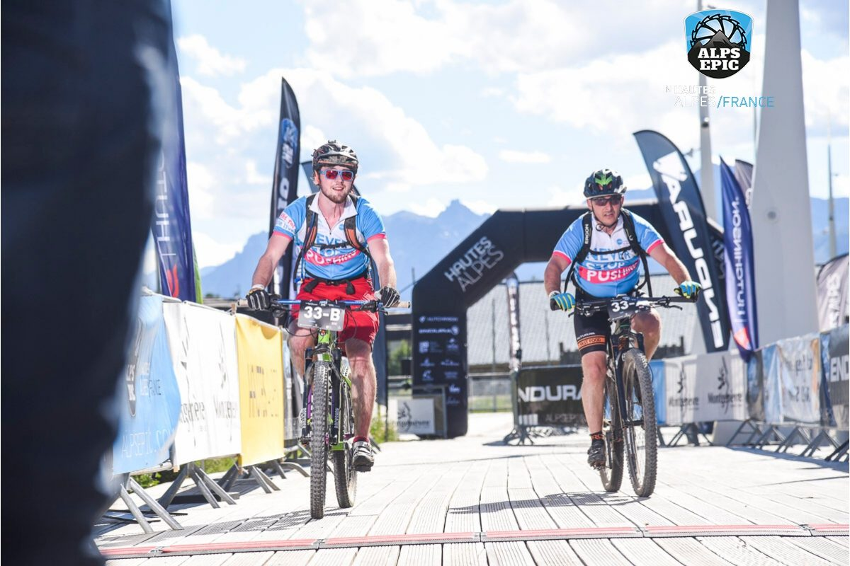 Alps Epic – Race Report by James Murphy